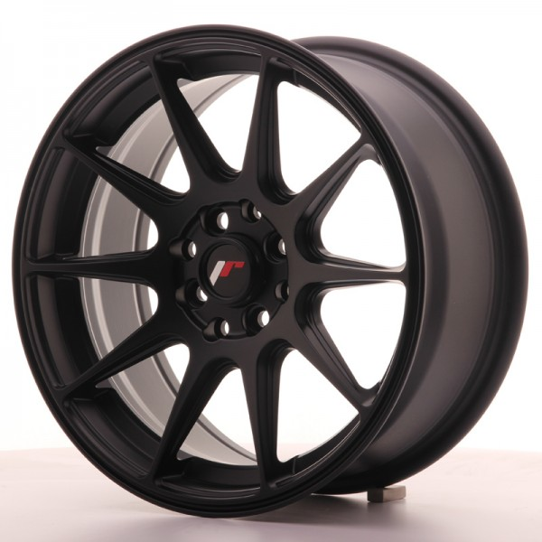 Japan Racing JR11 16x7 ET25 4x100/108 Flat Black