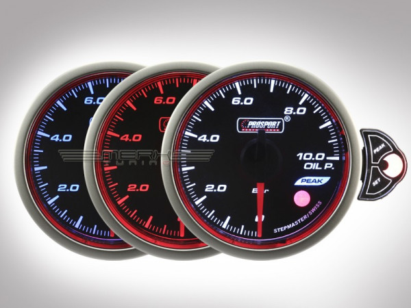 Prosport Öldruck TRC HALO Premium Serie 52mm