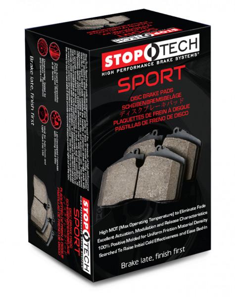 StopTech Sport Bremsbeläge - Vorne - Mazda RX8