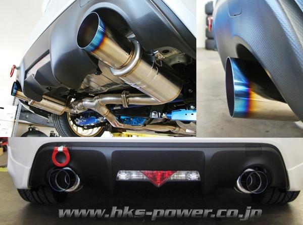 HKS Hi Power Spec L - Toyota GT86 / Subaru BRZ