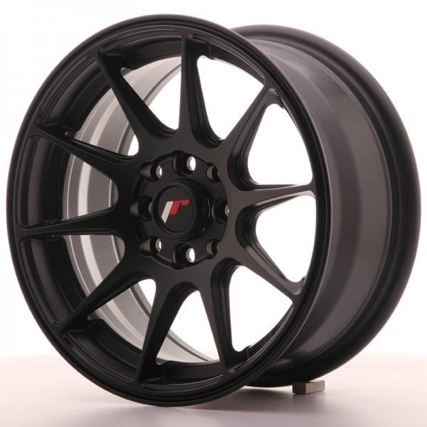 Japan Racing JR11 15x7 ET30 4x100/108 Flat Black