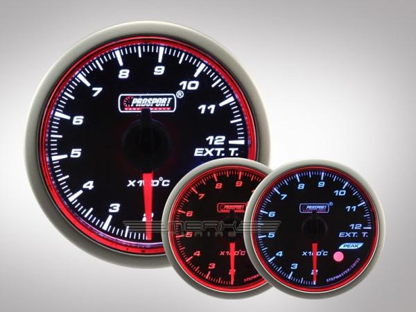 Prosport Abgastemperatur WRC HALO Premium Serie 52mm