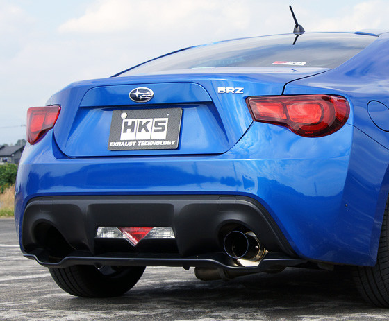 HKS Hi Power Racing Version - Toyota GT86 / Subaru BRZ