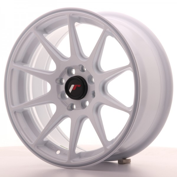 Japan Racing JR11 16x7 ET30 5x100/114 White