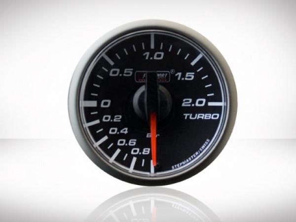 Prosport Ladedruck Anzeige Clear Lens Serie 45mm