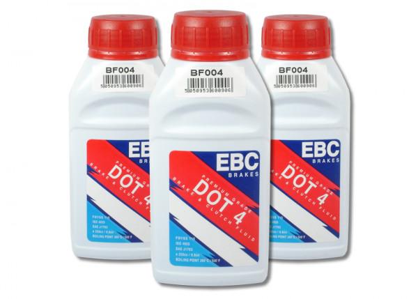 EBC Bremsflüssigkeit DOT4 (250ml)