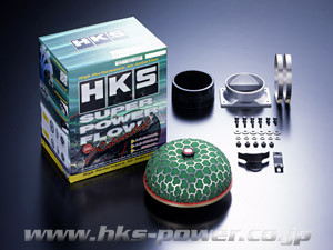 HKS Super Power Flow R Nissan Skyline R34 GTT