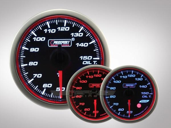 Prosport Öltemperatur WRC HALO Premium Serie 52mm