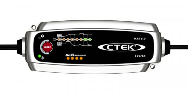 CTEK MXS 5.0 5A/12V Batterieladegerät