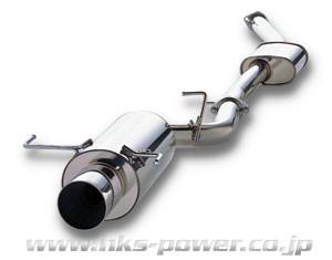 HKS Silent HiPower Catback - Nissan Skyline R34 GTT ER34
