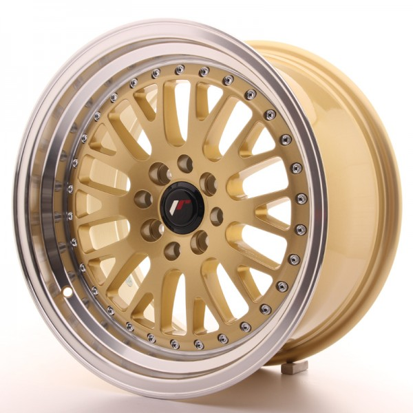 Japan Racing JR10 16x8 ET20 4x100/108 Gold