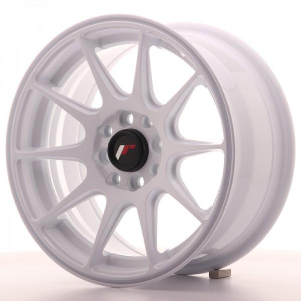Japan Racing JR11 15x7 ET30 4x100/108 White