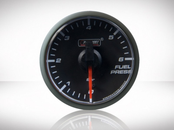 Prosport Benzindruck Anzeige Clear Lens Serie 45mm