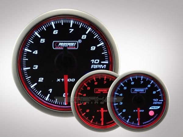 Prosport Drehzahlmesser WRC HALO Premium Serie 52mm