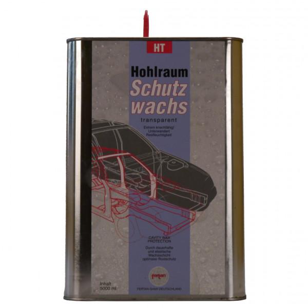 Fertan HT Hohlraum Wachs transparent 5L
