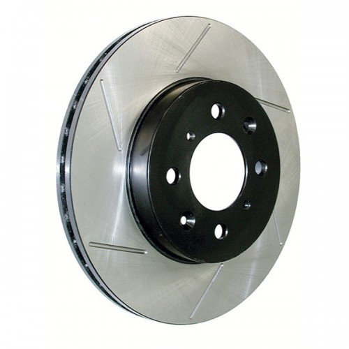 Stoptech Sport Slotted Brake Disc - Vorne - LH - Nissan 200SX S14