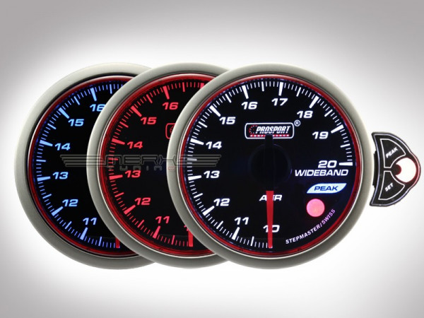 Prosport Breitbandanzeige TRC HALO Premium Serie