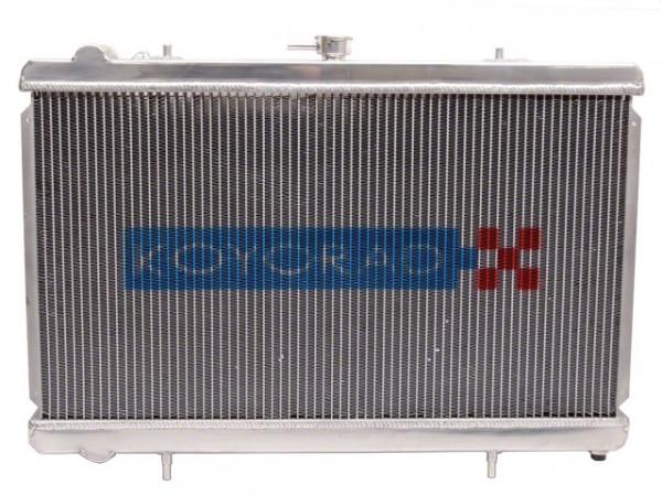 Koyorad Racing Aluminium Wasserkühler - Mitsubishi Lancer EVO 10