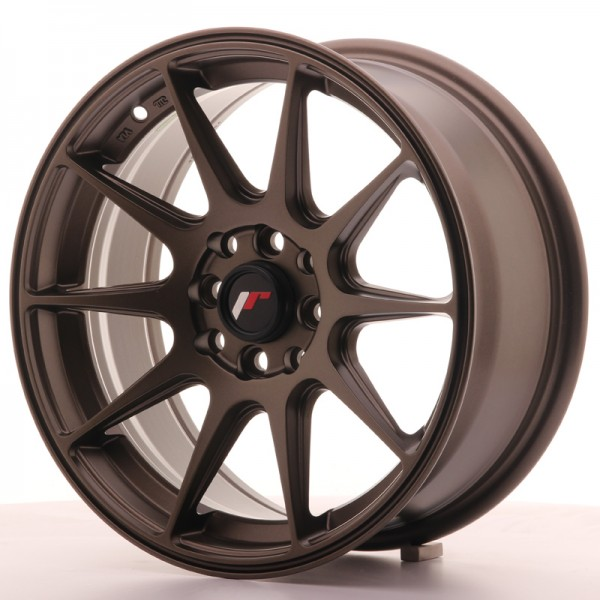 Japan Racing JR11 16x7 ET30 5x100/114 Matt Bronze
