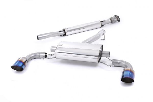 Milltek ECE Auspuffanlage - Toyota GT86 / Subaru BRZ