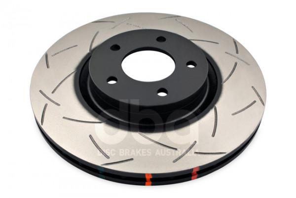 DBA 4000 T3 Bremsscheiben - Hinten - Mazda 3 MPS BK / BL