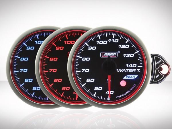 Prosport Wassertemperatur TRC HALO Premium Serie 52mm