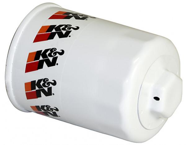 K&N Performance Ölfilter - M20x1,5 z.B. Mitsubishi Evo