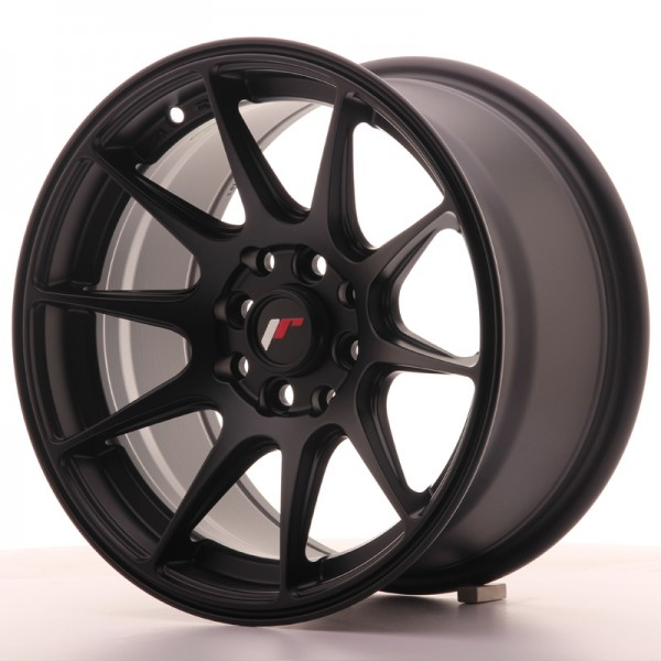 Japan Racing JR11 15x8 ET25 4x100/114 Flat Black