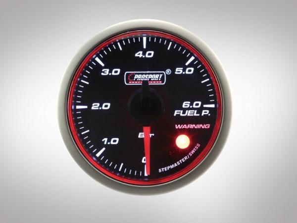 Prosport Benzindruck Anzeige HALO Serie